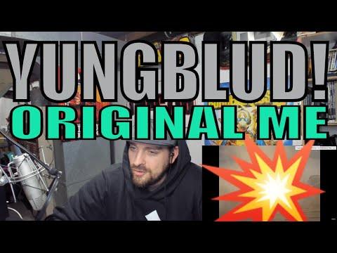 reaction video!! YUNGBLUD - original me ft  dan reynolds of imagine dragons (Official Music Video)