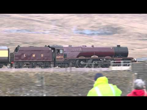 Princess Elizabeth Steam Train
