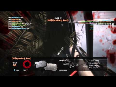 BF4 Nations Cup - Group A - Team Germany vs Team South Africa - Map 1: Hainan
