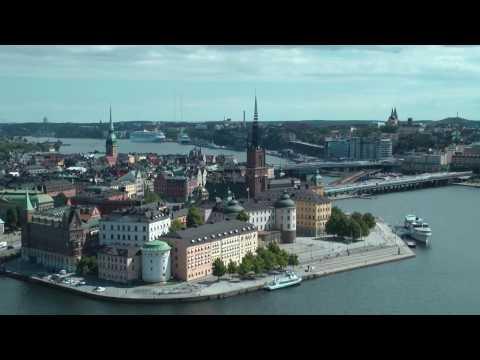 Stockholm City Hall Tower