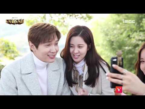 Seohyun & Ji Hyun Woo (BTS MOMENTS PART 3) Hello - Seohyun & Eric Nam
