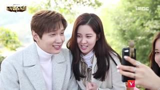 Seohyun Ji Hyun Woo BTS MOMENTS PART 3 Hello Seohyun Eric Nam