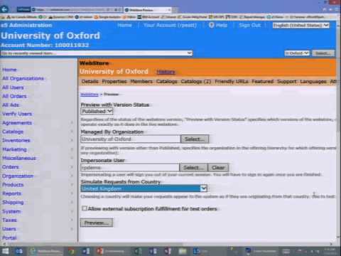 University of Oxford's Deployment of the Microsoft Student A