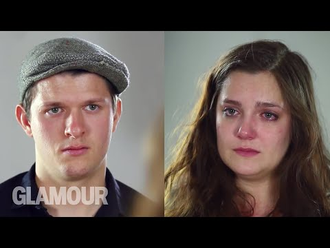 Ali and Andrew Part 1: Why Did You Cheat on Me? | The And | Glamour