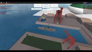 Warships | #2 | Missile Frigate Preview Of Gameplay! | ROBLOX