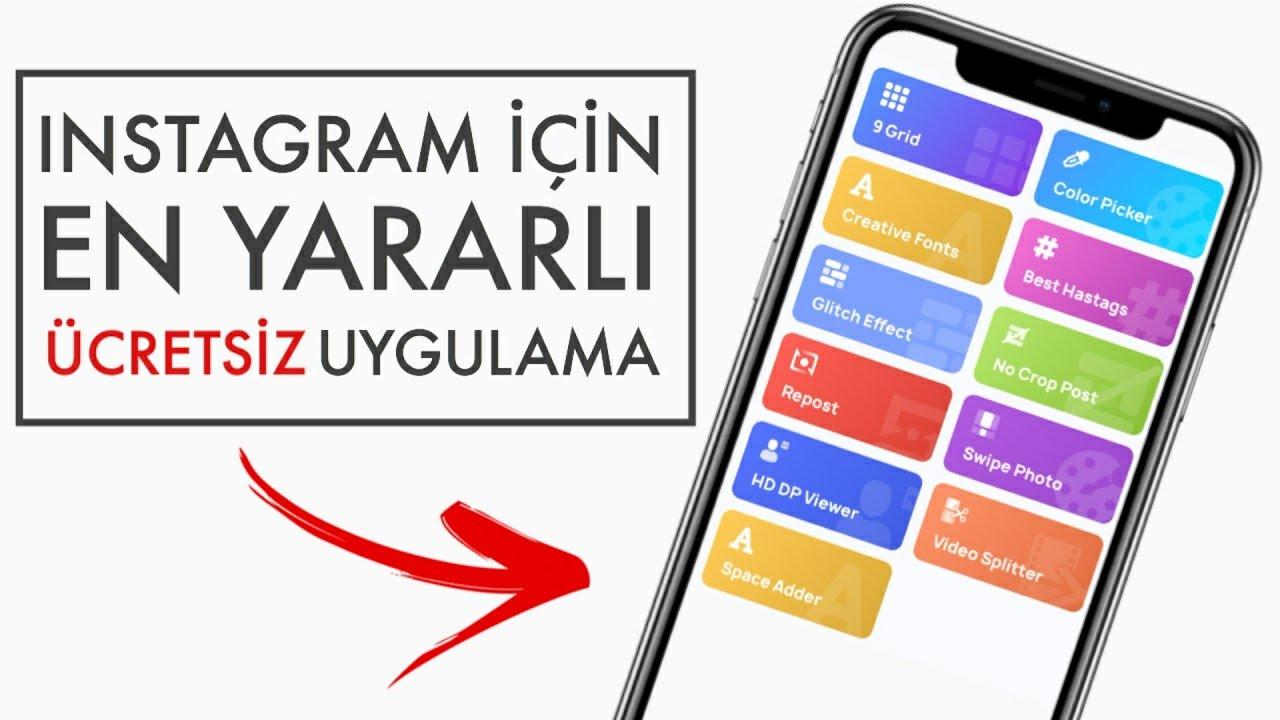 Yeni uygulama ile instagram takipçi hilesi 2021