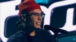 «I Need a Dollar» Maxim Subachev  Blind Auditions   The Voice Russia mp4