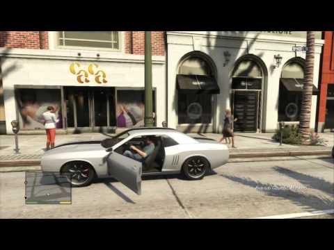 Прохождение GTA 5 с...