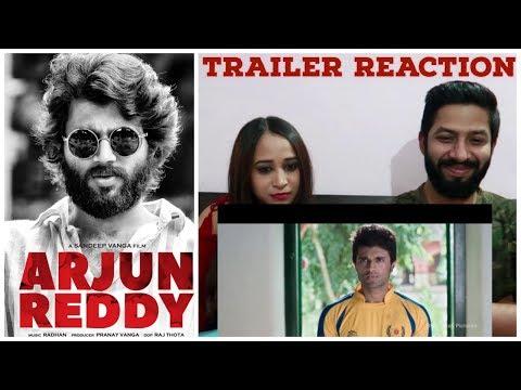 Arjun Reddy Trailer Reaction | Vijay Deverakonda | Shalini | Sandeep Vanga | Fun Mania