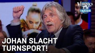Johan slacht turnsport! | VERONICA INSIDE