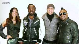 Black Eyed Peas Choose the 2010 Grammy Video Promotion Winner!