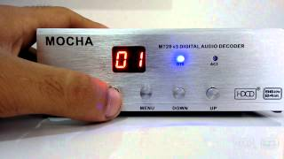 Mocha MT-20 V3 Digital Audio Decoder 5.1 + Home Theater Genius SW-HF 5.1 5000