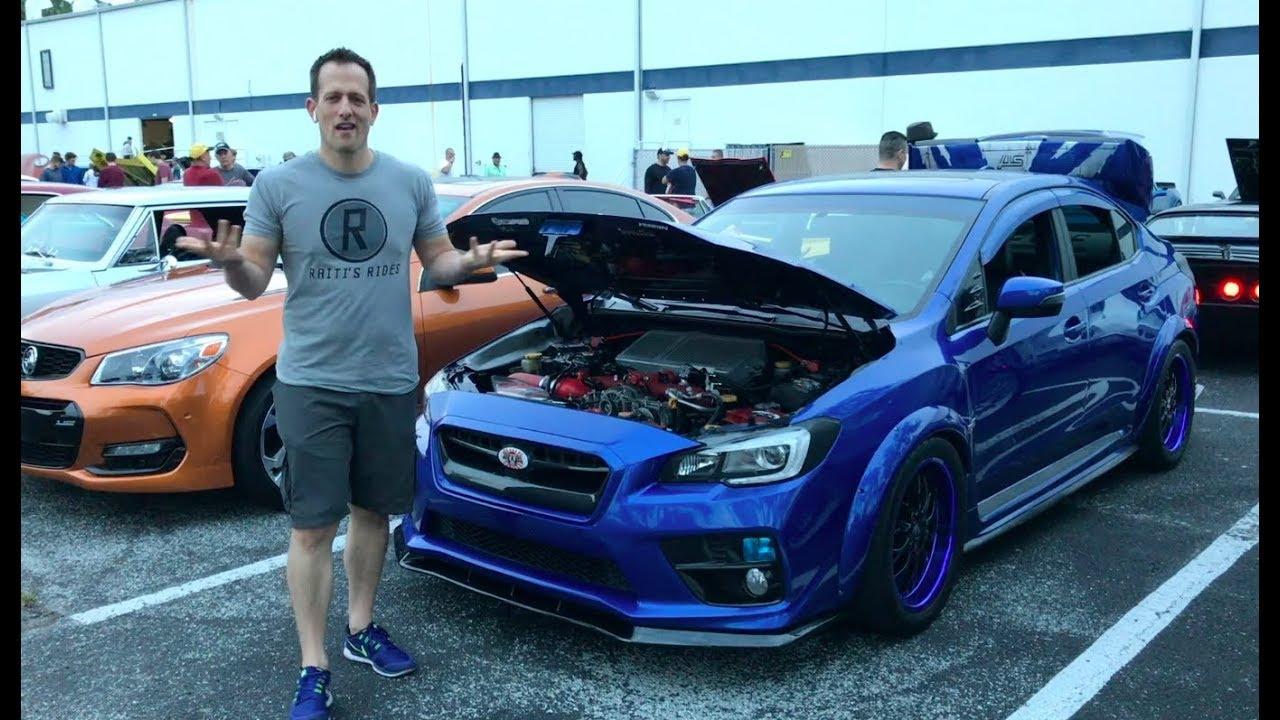 Do You Love This Special Subaru 2015 Wrx Sti Wide Body Raiti S Rides Youtube