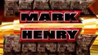Mark Henry TitanTron 2011(Some Bodies)