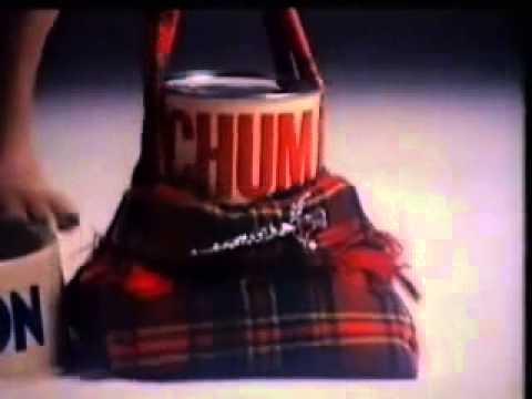 Australian Chum Dog Food Commercial 80s