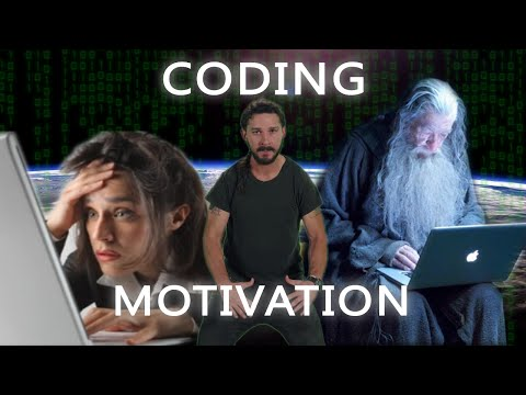 Coding Motivational Video (ft. Shia Labeouf)