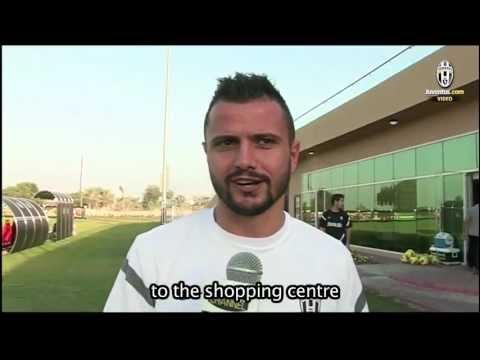 Pepe inviato speciale a Dubai - Pepe, special correspondent in Dubai