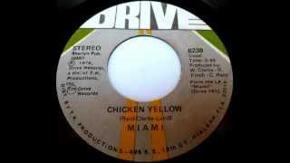Miami - Chicken Yellow
