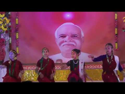 aao aao he priya mehman swagat dance by suhani group, Brahmakumaris, Jharsuguda