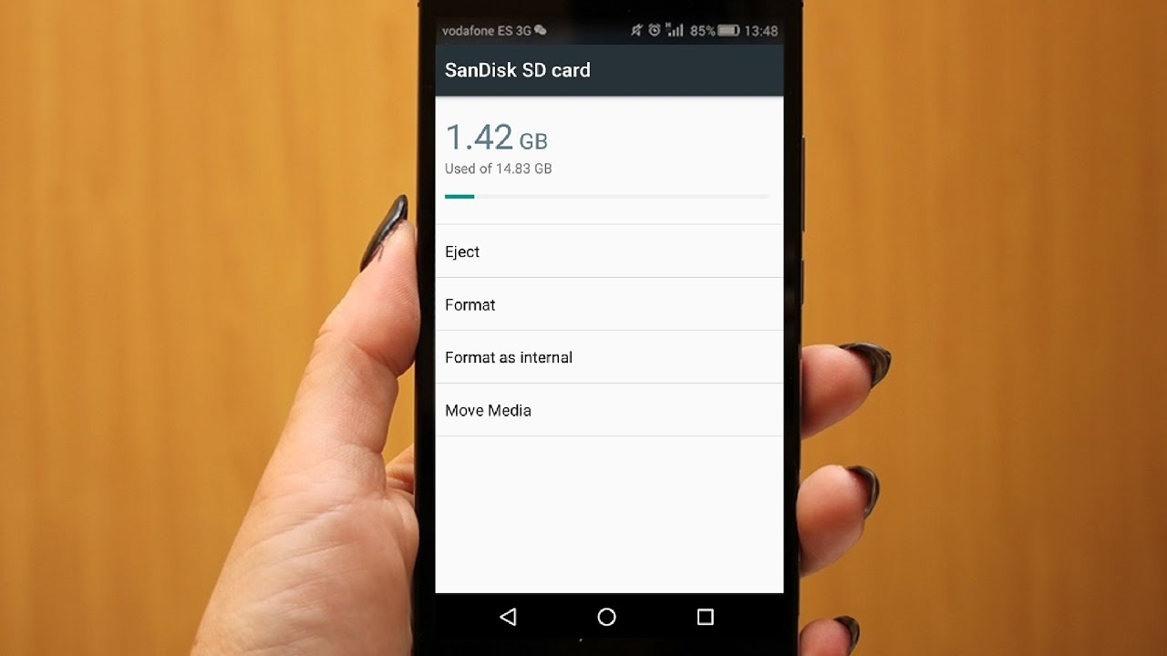 how to fix android is unable to format sd card (fix sd card not