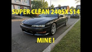 Nissan Silvia 240sx S14 Kouki with FULL S15 Swap - Test Drive & Review