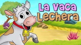 la vaca lechera canción infantil