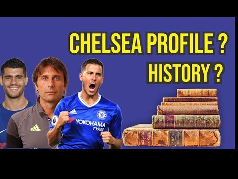 chelsea profile - history information