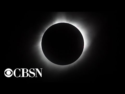 Solar Eclipse July 2019, Chile and Argentina: live stream