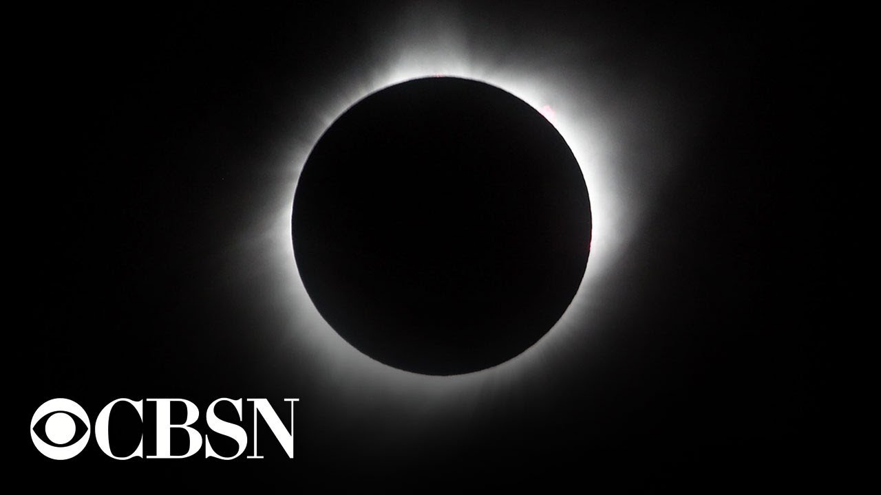 Tuesday's total solar eclipse: how to watch