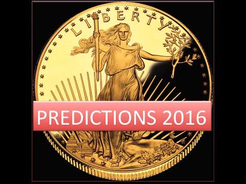 Gold & Silver Price 2016 Predictions + British Pound (GBP) Analysis
