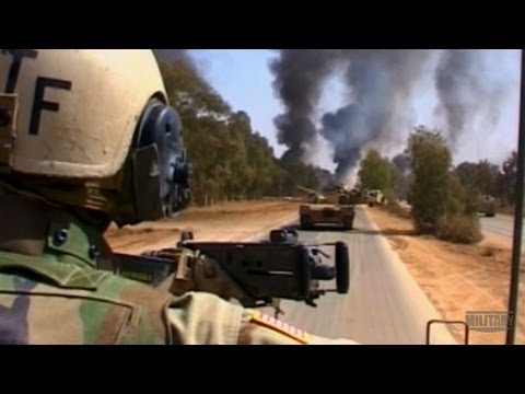 Abandoning an Abrams in Baghdad  Ultimate Warfare