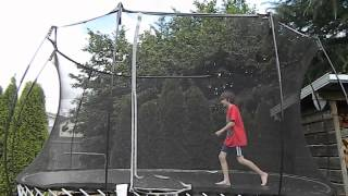 how to do a front flip full twist
