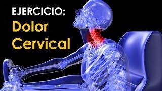 Contractura Cervical. Ejercicio para el Dolor Cervical