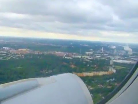 Taking Off From Berlin Tegel Airport, Germany