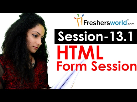 Learn UI/UX Development – Session 13.1 II HTML Form Sessions, Guide For UI Developers