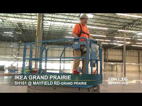 Cityof Grand Prairie: IKEA Grand Prairie Update