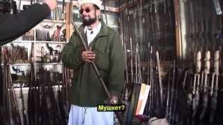 Оружейный рынок в Пакистане