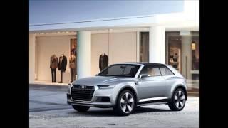 Audi Crosslane Coupe Concept 2012 Videos
