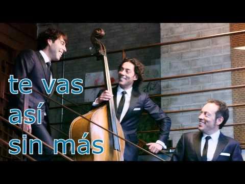Café Quijano - Será (Vida de hombre) (Lyric video)
