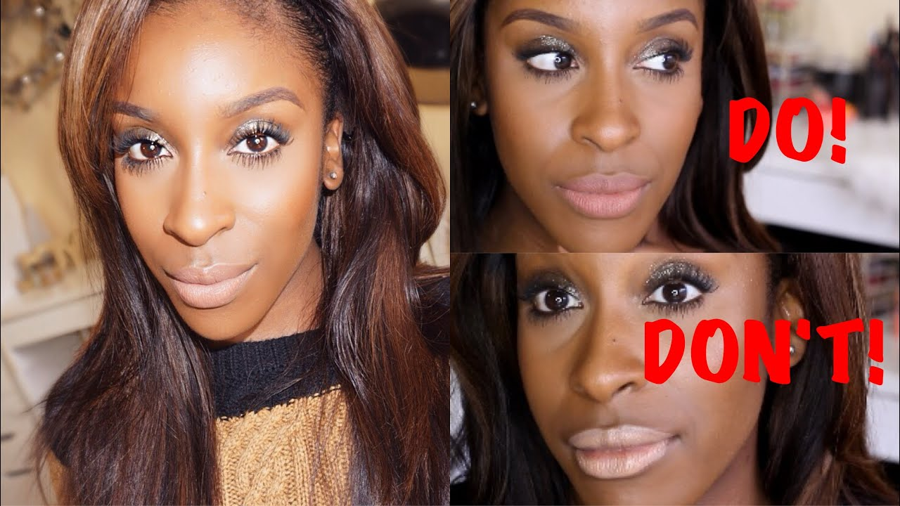 nude lip colors for black women