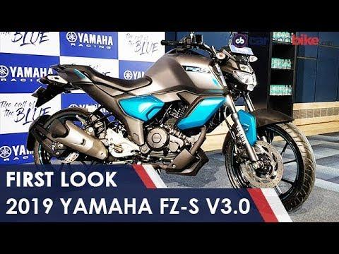 2019 Yamaha FZ V3 0 Launched In India | NDTV carandbike
