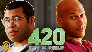 The Best 4/20 Sketches - Key & Peele