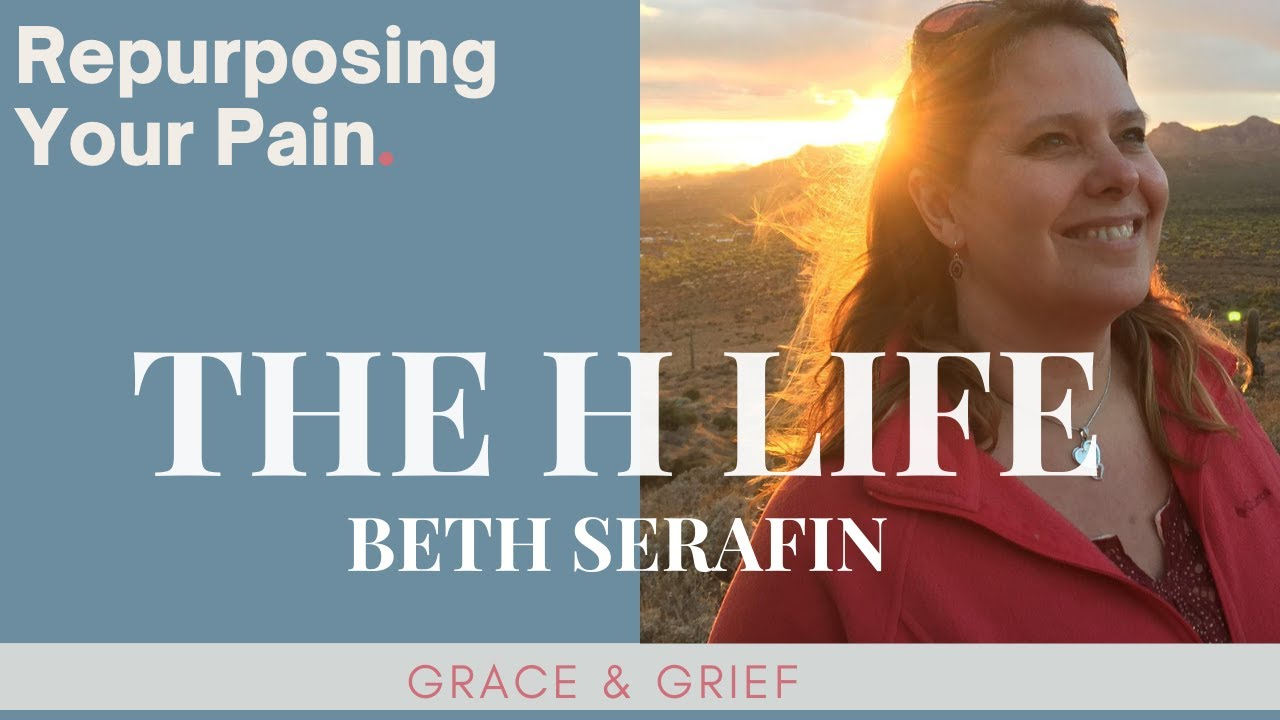 How Beth Turned the Loss of Her Teen Daughter into Purpose: Repurposing Your Pain Ep.1: