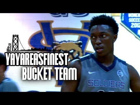 Stanley Johnson Is BUCKET TEAM!!! Summer BONUS Footage...