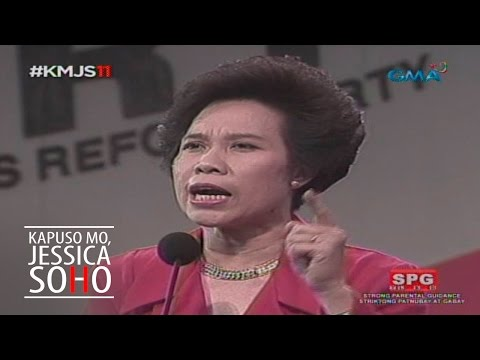 Kapuso Mo, Jessica Soho: Paalam, Iron Lady of Asia