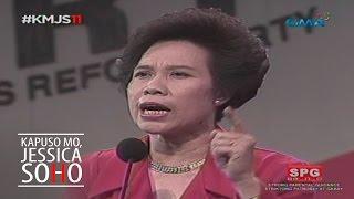 Download lagu Kapuso Mo, Jessica Soho: Paalam, Iron Lady of Asia