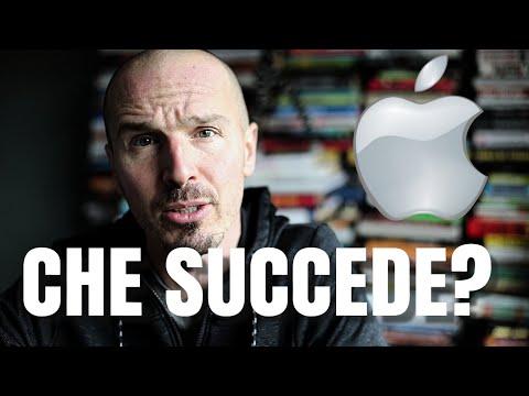 Apple che succede?