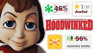 "Hoodwinked: A ""Bad"" Animated Movie?"