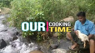 our cooking time/tandoori chicken