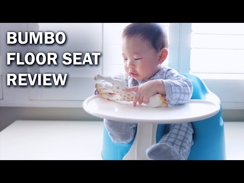 Bumbo Floor Seat With Play Tray Review